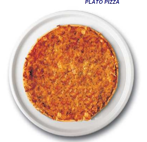 PLATO PIZZA ESTIL 36CM