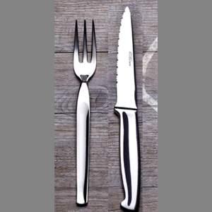 Cuchillo carne fiorentina menaje y mas for Cuchillos carne mesa
