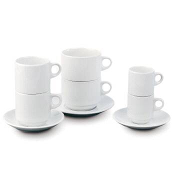 TAZA RECTA REXI APILABLE MOKA 10CL